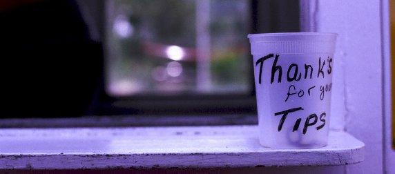 tip cup