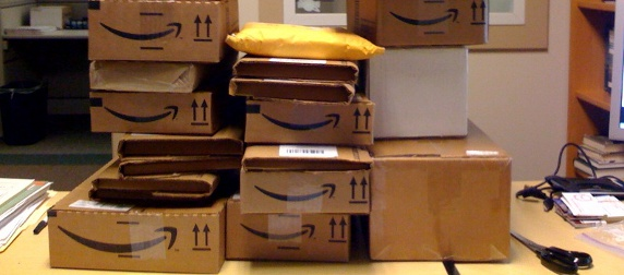 Amazon shipments