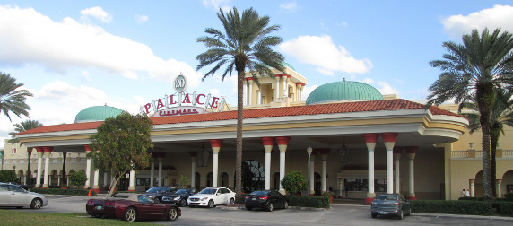 CineMark Palace theater in Boca Raton