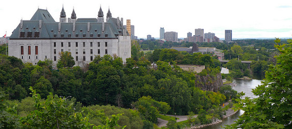 The Supreme Court of Canada and the Ottawa River