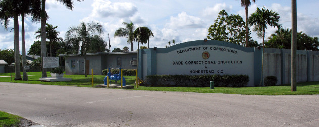 Dade Correctional Institution exterior