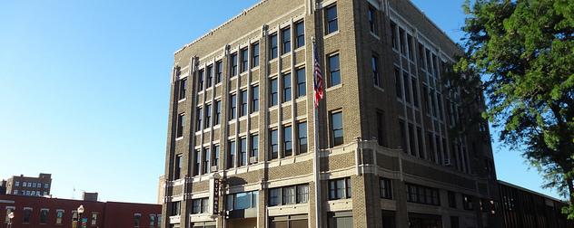 City Hall, Aurora, Ill.
