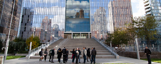 John Jay College's New Building
