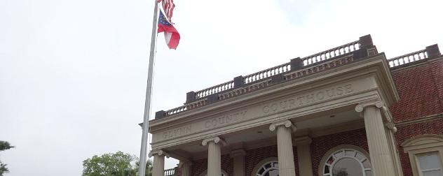 New Courthouse, Glynn County, Georgia