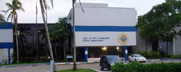 City of Fort Lauderdale Police Department headquarters