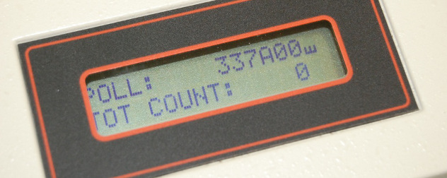 Florida election Diebold ballot counter in 2006