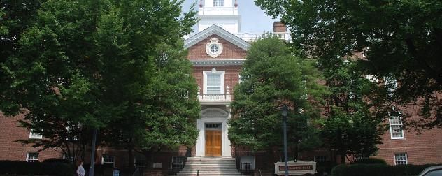 Delaware Legislative Hall.