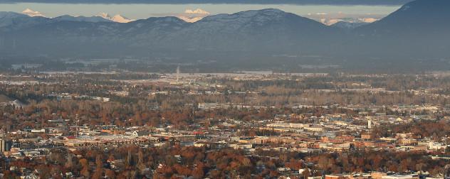 Kalispell, Montana.