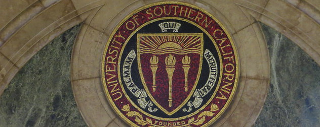 University of Southern California (USC) seal.