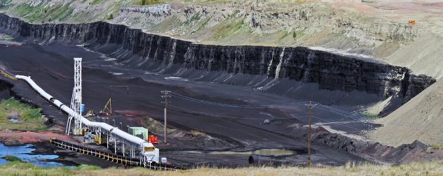 Wyodak Coal Mine.