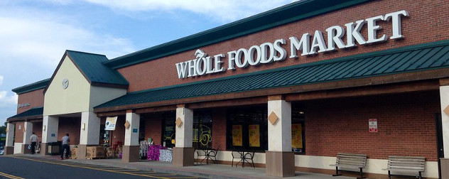 Whole Foods Market in West Hartford, CT.