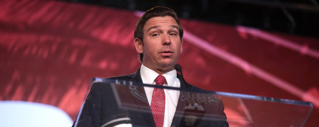 Florida Governor Ron DeSantis speaks at the 2018 Student Action Summit