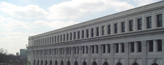 The Postal Square Building in Washington, D.C.