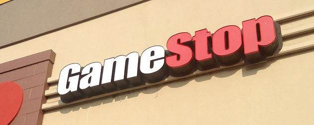 GameStop store exterior.